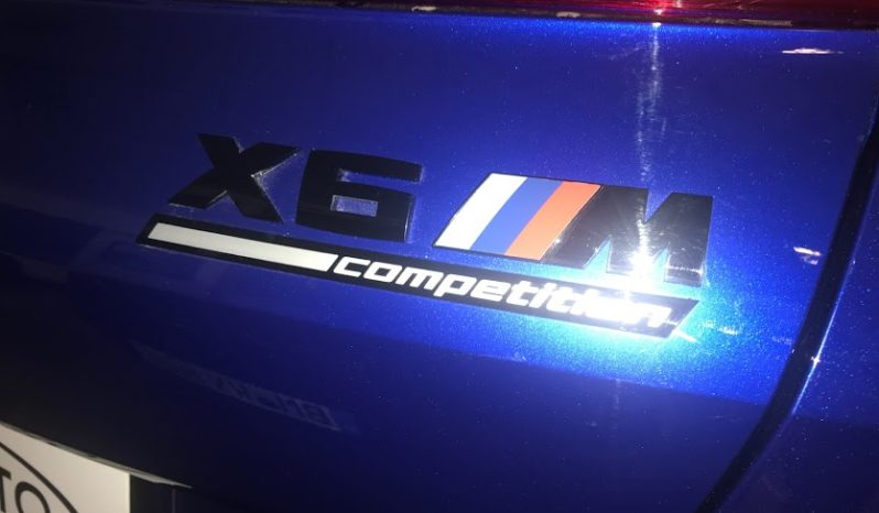 BMW X6 M Competition full