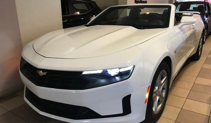 Chevrolet Camaro convertible 3.6 V6