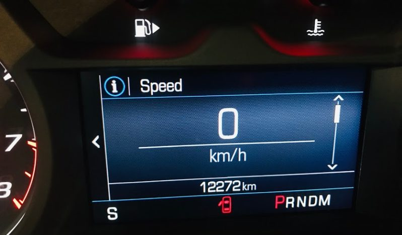 Chevrolet Camaro convertible 3.6 V6 full