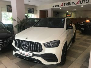 Mercedes GLE coupe 53 AMG