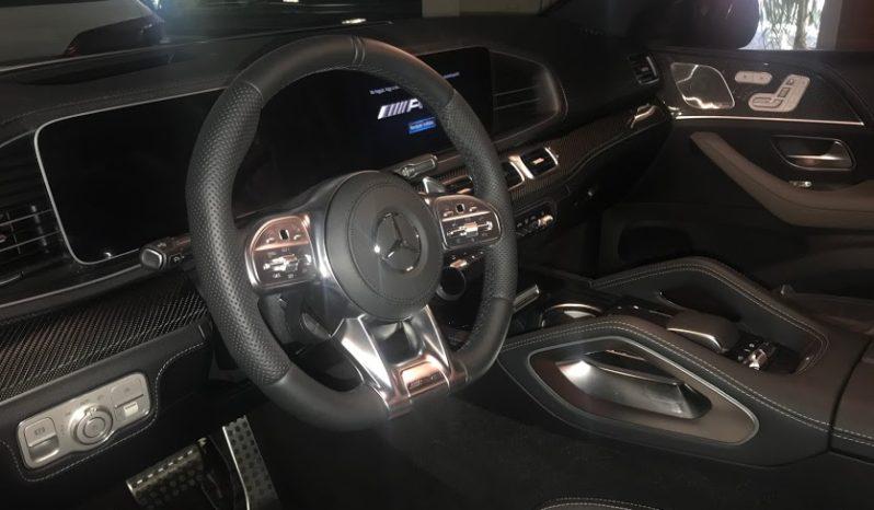 Mercedes GLE Coupe 53 AMG full