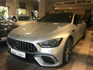 Mercedes GT AMG Coupe 63 S