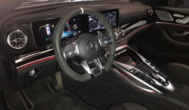 Mercedes AMG GT 63 S