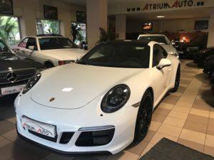 Porsche 911 Carrera 4 GTS PDK