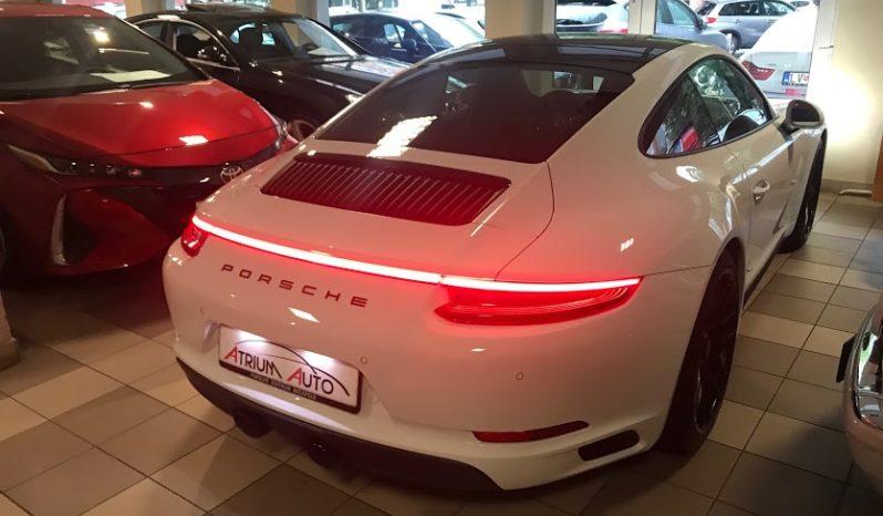 Porsche 911 Carrera 4 GTS PDK full