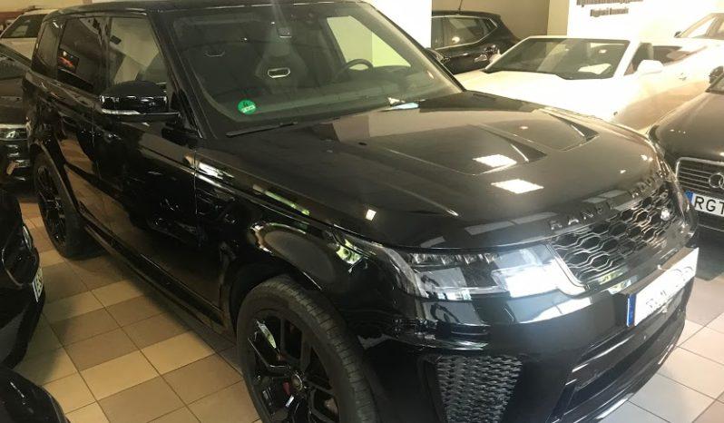 Land Rover Range Rover Sport 5.0 S C SVR